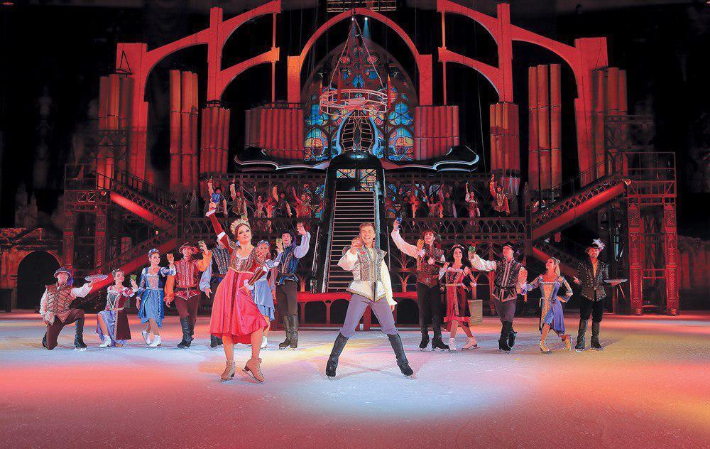 Ромео и Джульетта в Ялте